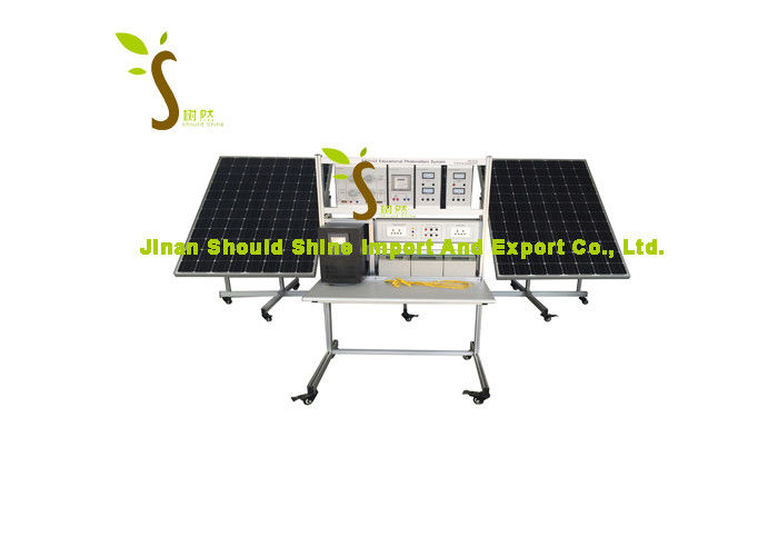 1KW Off Grid Solar System Renewable Energy Lab Equipment Vocational Training Equipment
